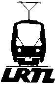 LRTL's 3rd logo