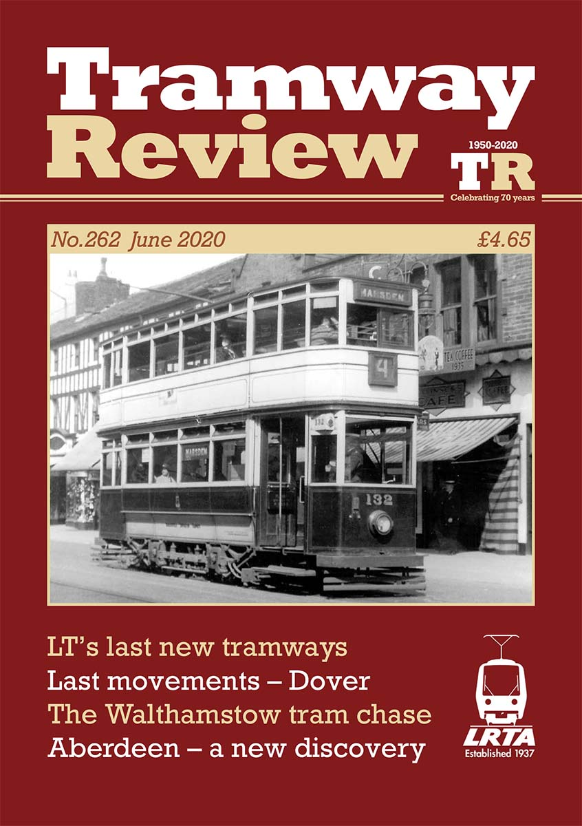 Tramway Review June 2020