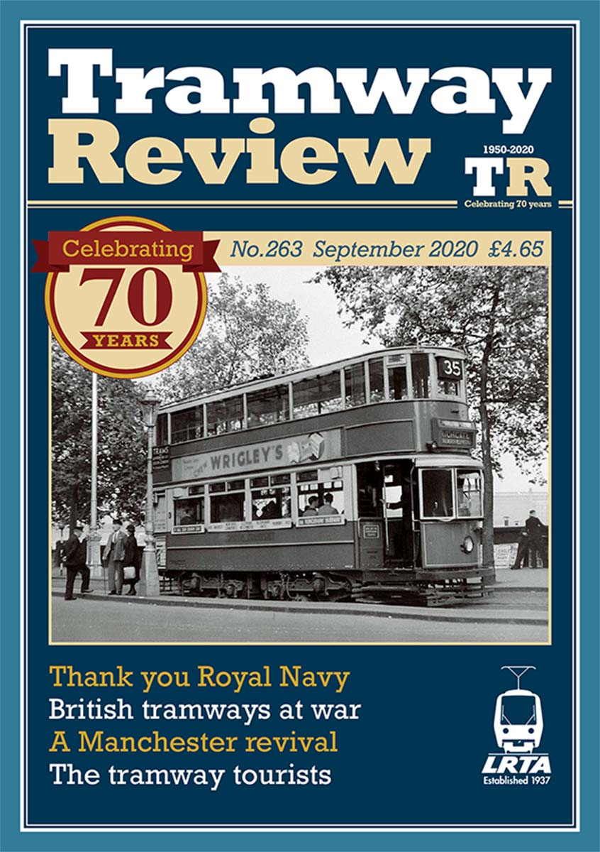 Tramway Review September 2020