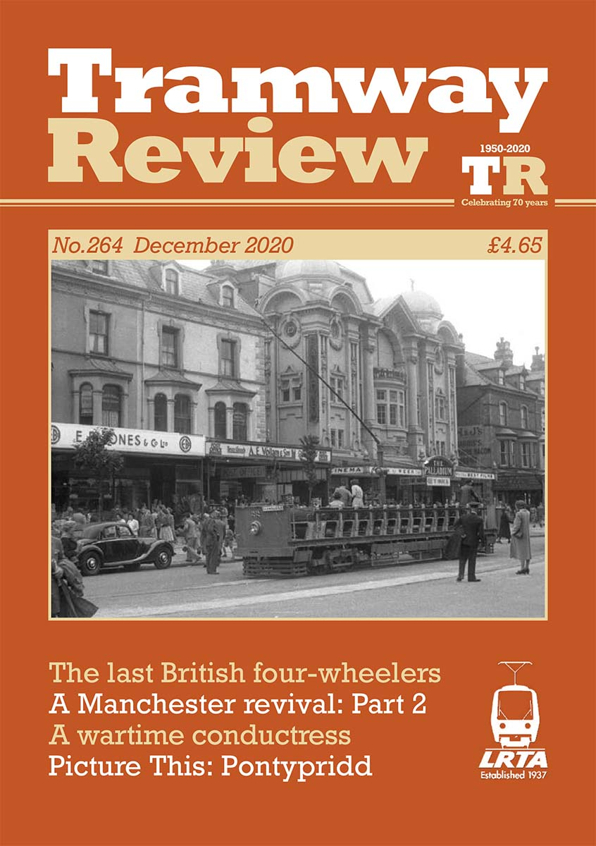 Tramway Review December 2020