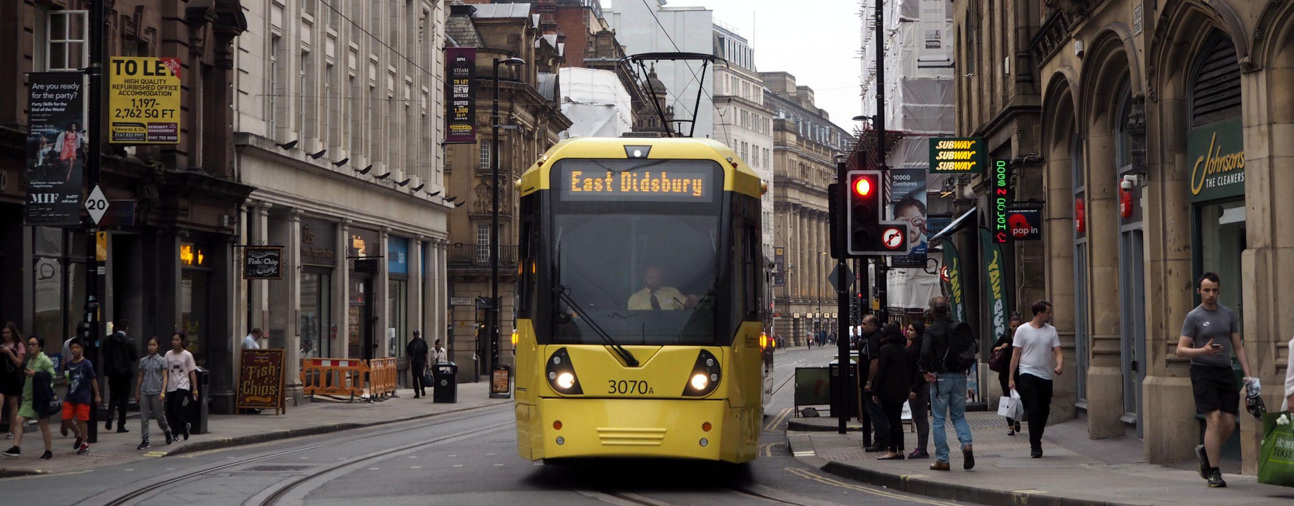 TramForward backs demand for more resources for light rail