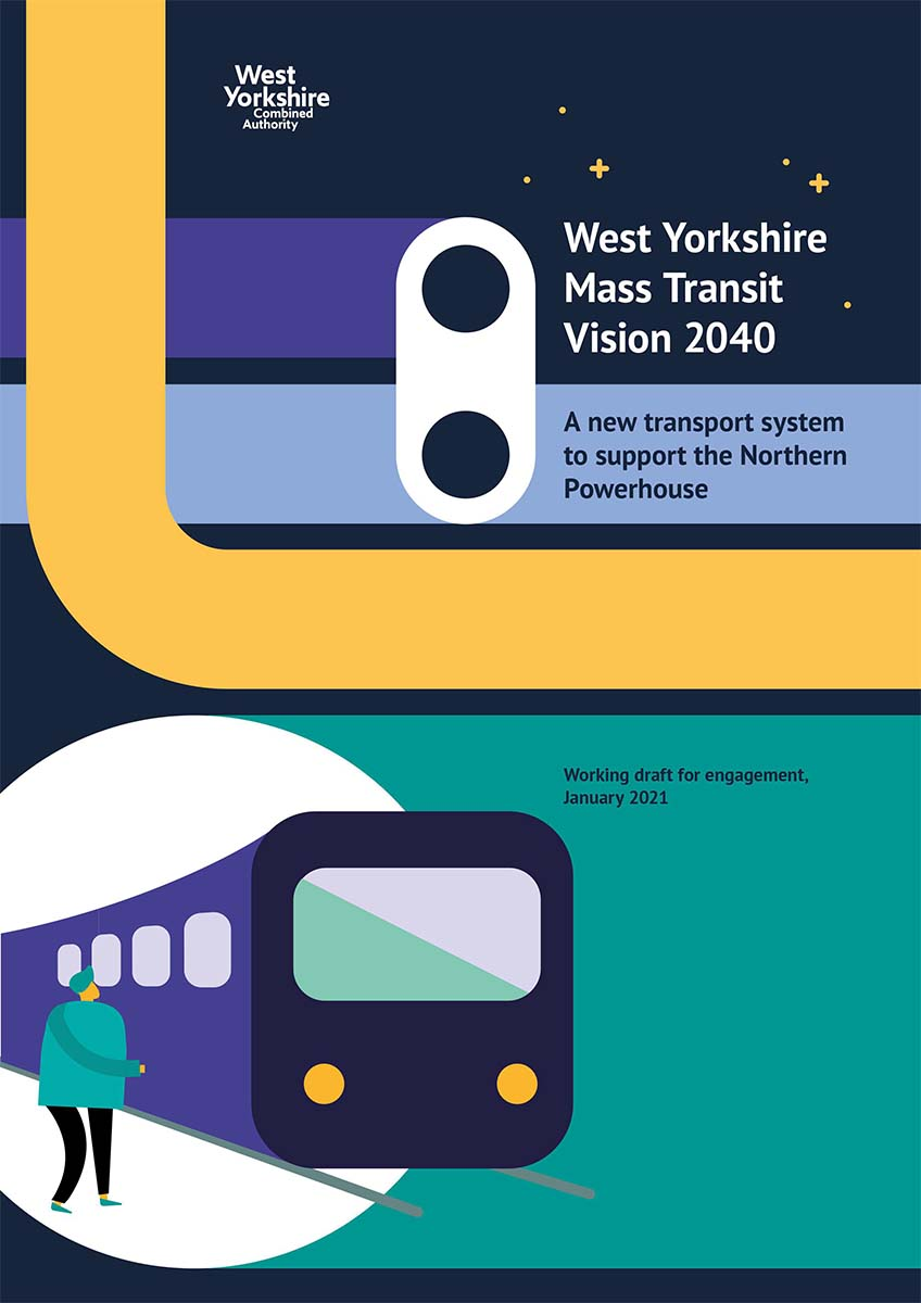 Transport plans for West Yorkshire welcomed by the Leeds Area of the Light Rail Transit Association