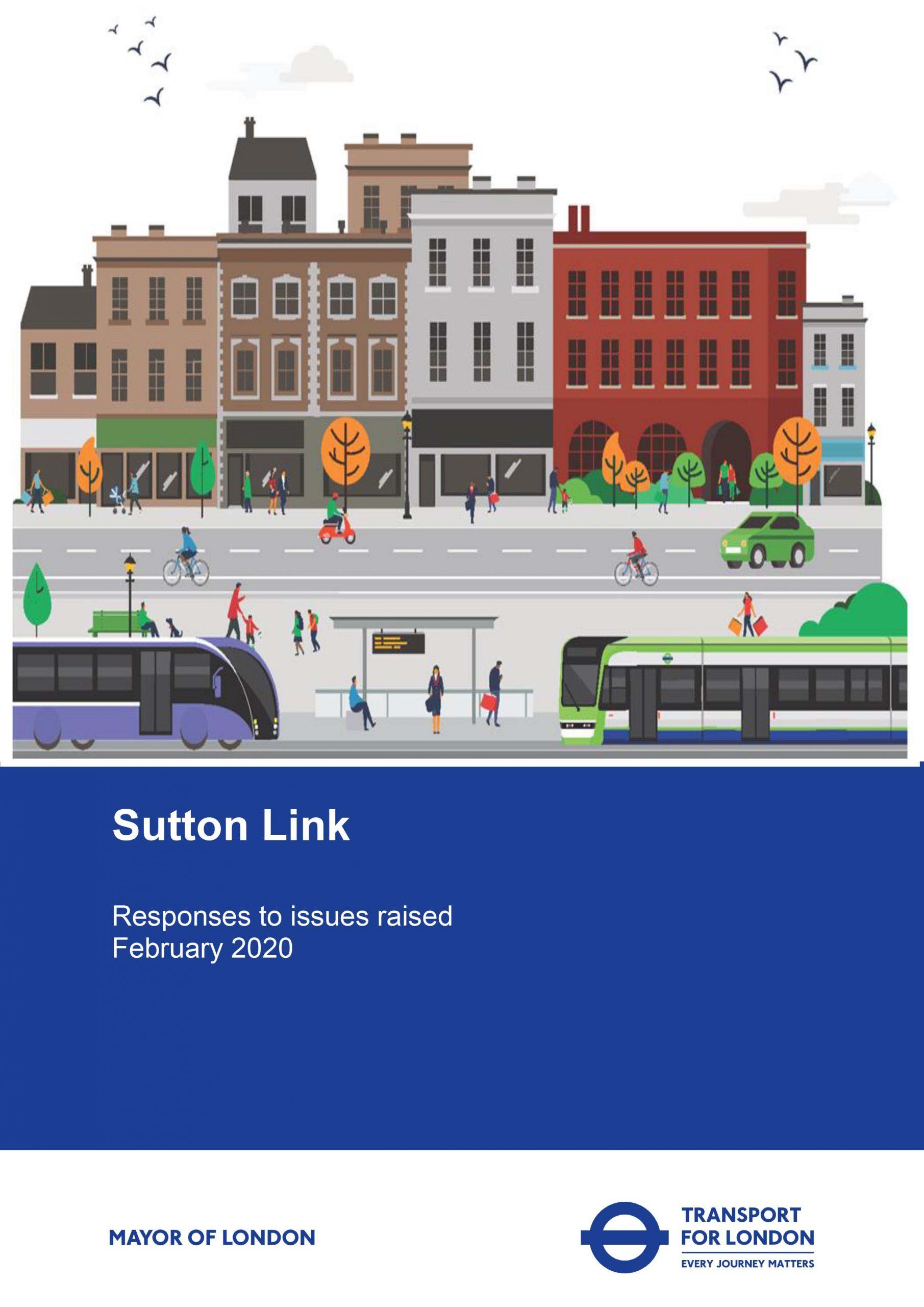 TramForward welcomes progress on trams to Sutton