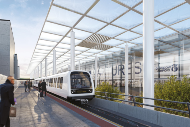 TramForward welcomes Councils' agreement on Glasgow Airport – Paisley light rail link
