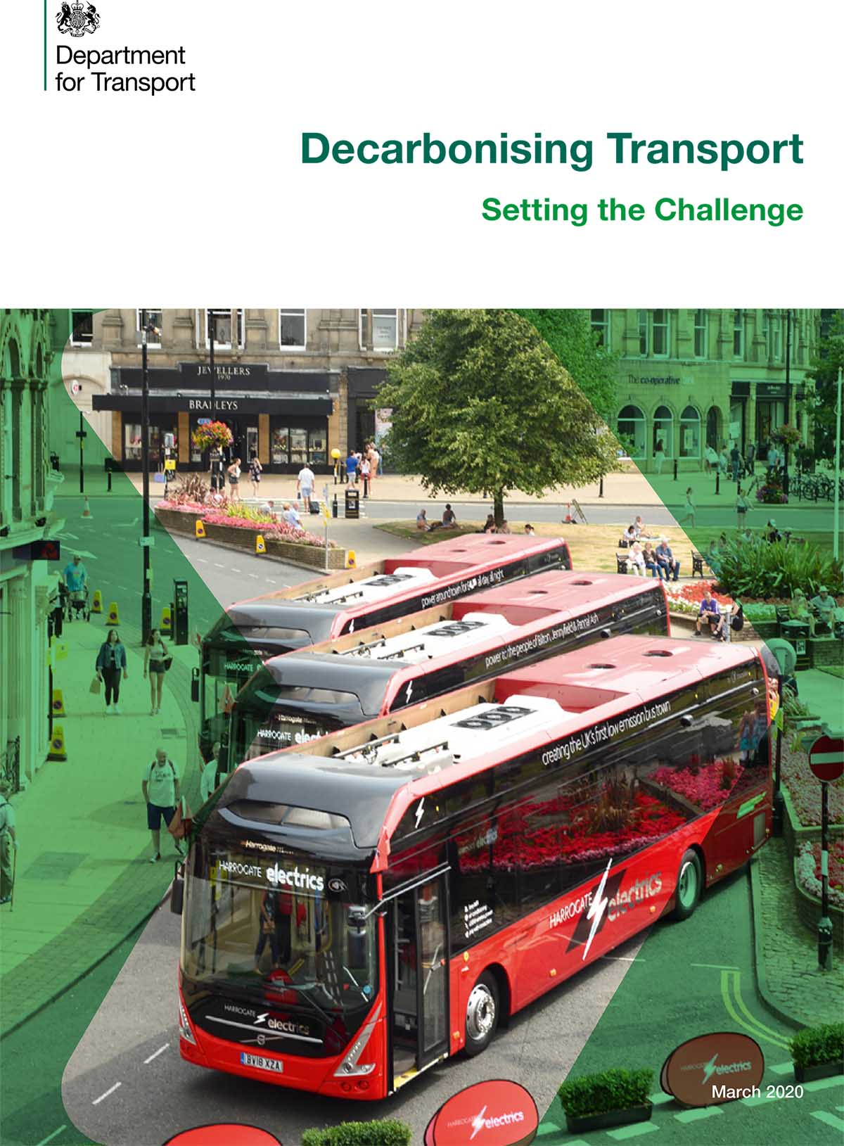 TramForward is disappointed with Department for Transport's latest publication.