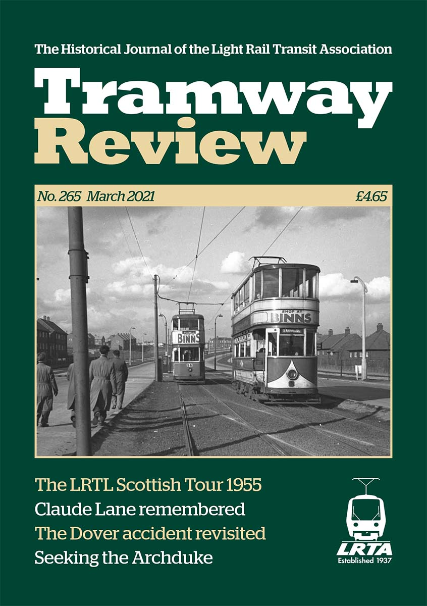 Tramway Review March 2021
