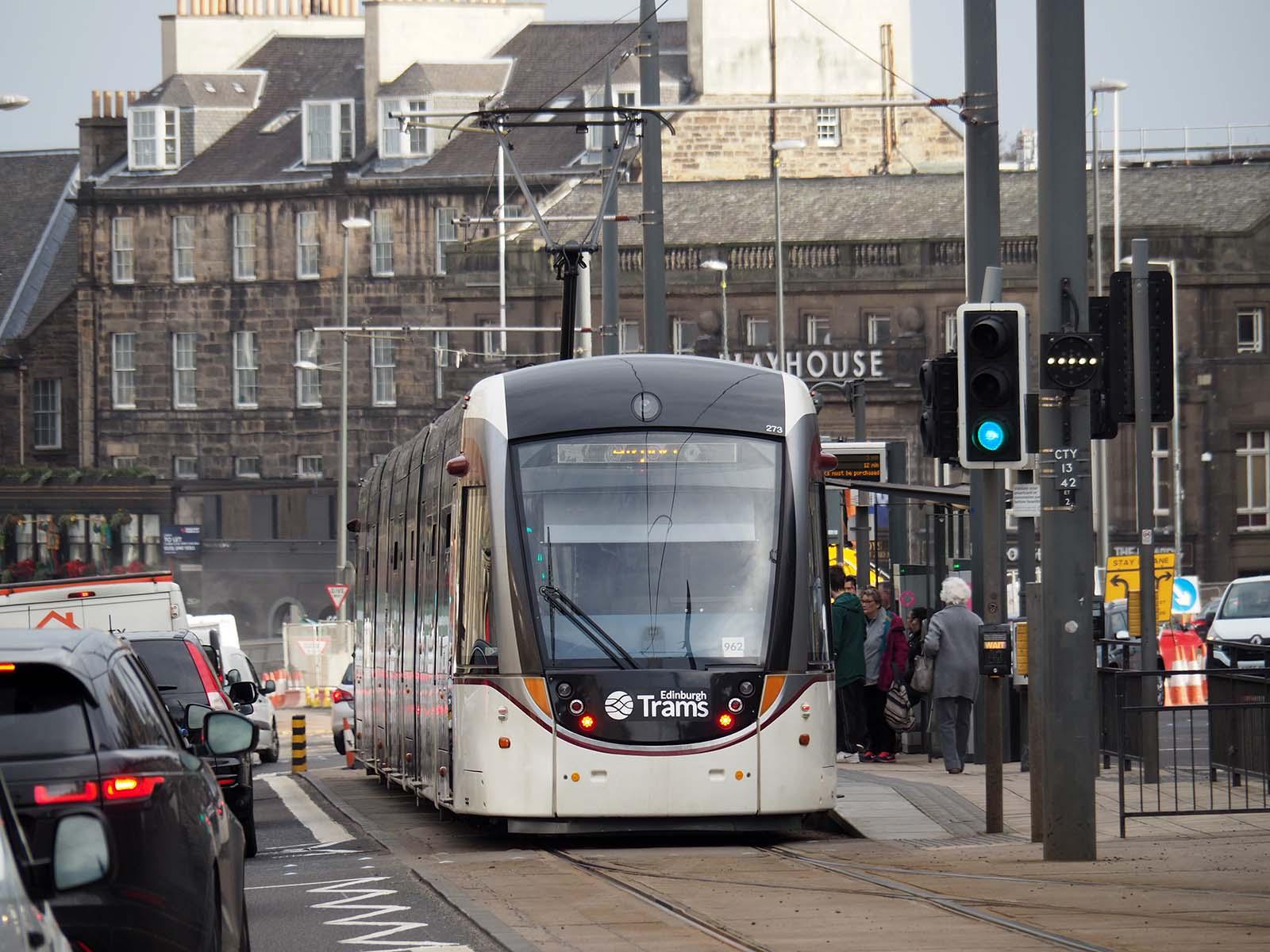TramForward welcomes plans for Edinburgh tram expansion