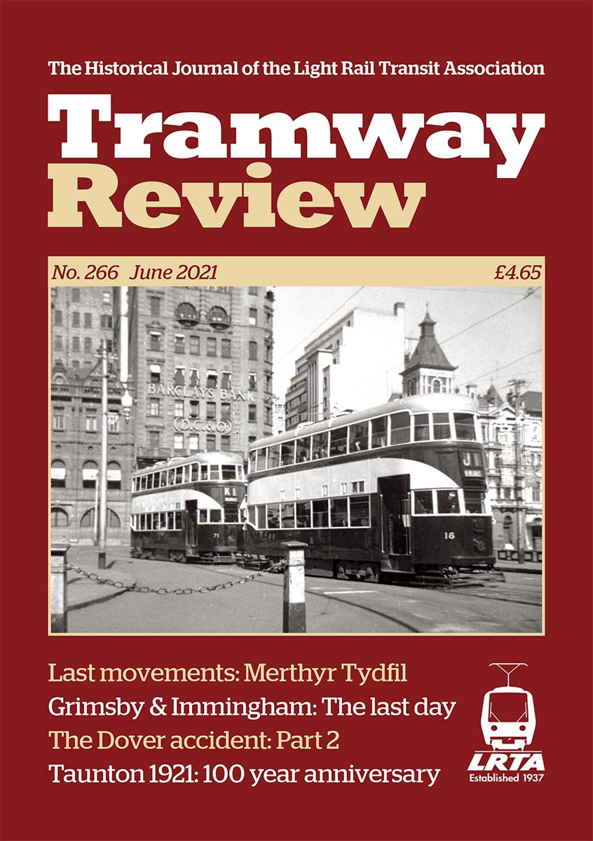 Tramway Review June 2021