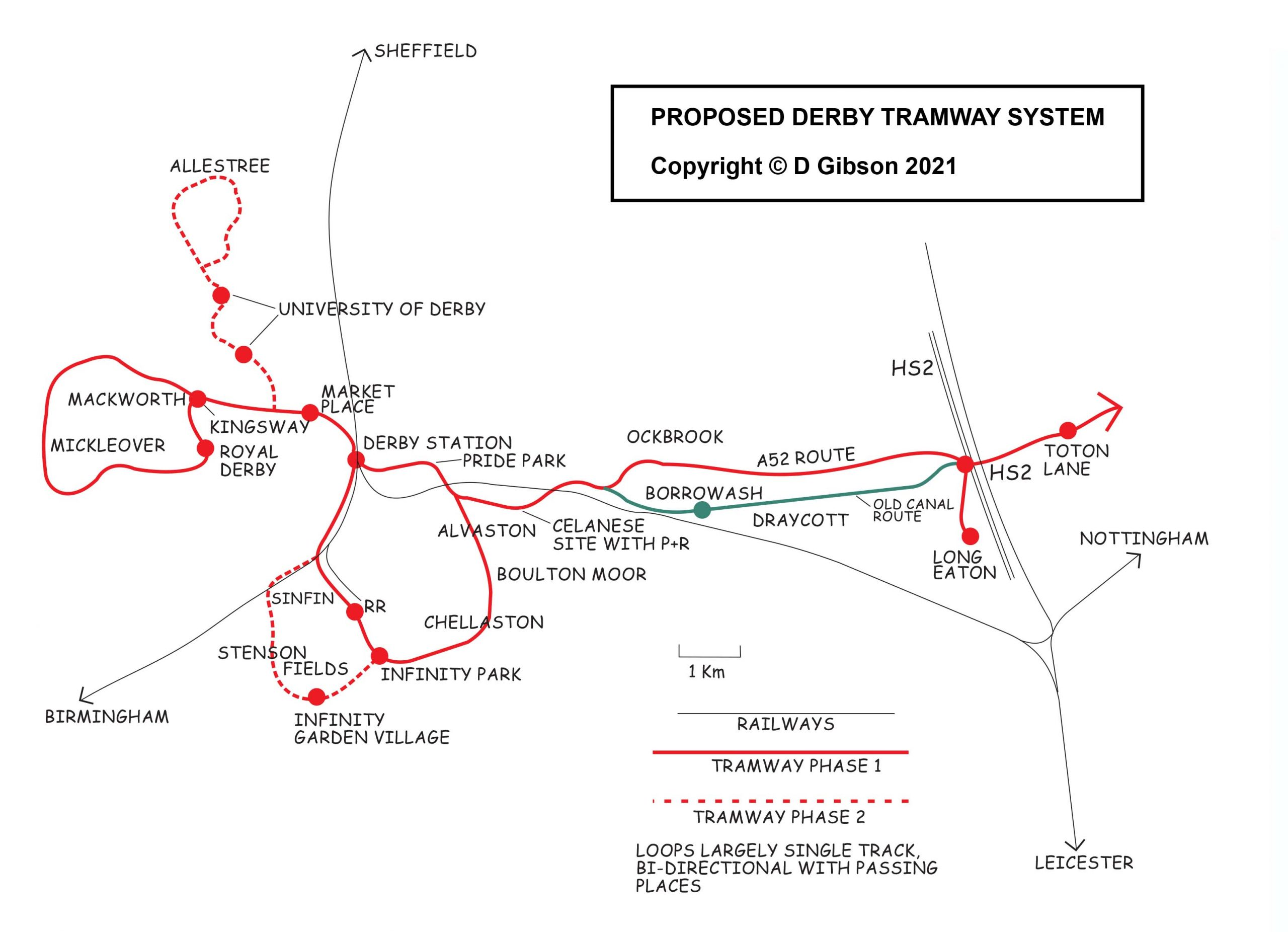 TramForward urges rethink on transport in Derby