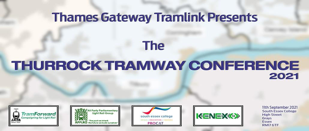 TramForward supports Thurrock Tramway Conference