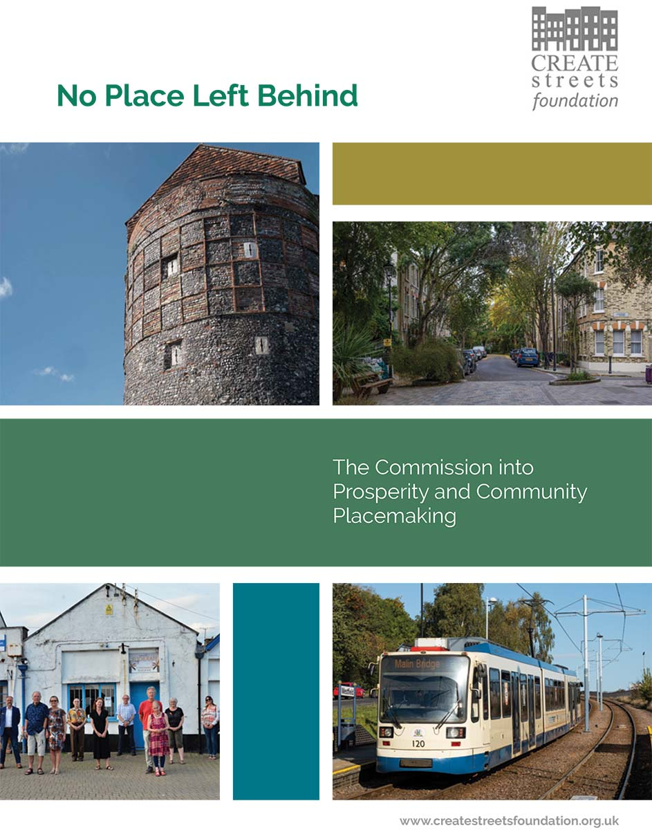 """TramForward welcomes """"No place left behind"""" report"""