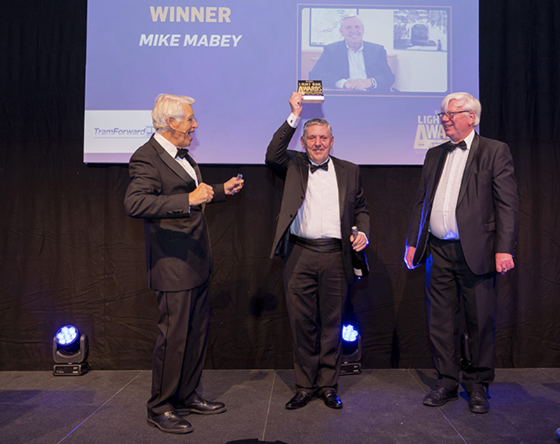 Judges Special Award for Mike Mabey